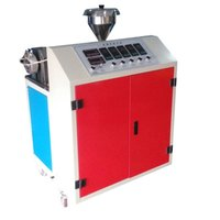 Mini Rubber Plastic Lab Extruder Machine