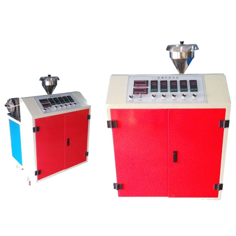 Mini Rubber Plastic Lab Extruder Machine