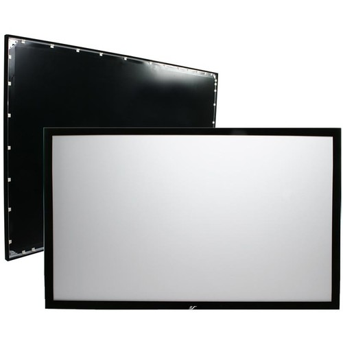 C-Lite HD Matte White Fixed Frame Screen 16:9 84