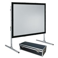 C-Lite Rear Projection Fast Fold Screen 4:3 120