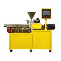 Used Single Screw Lab Extruder Machine