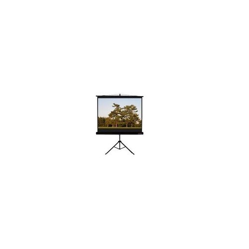 C-Lite Matte White Tripod Screen 4:3 84