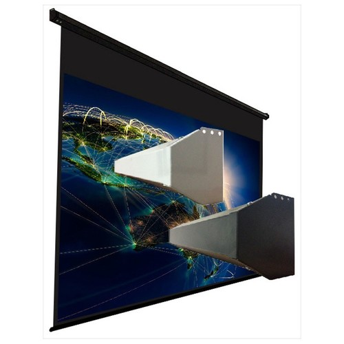 C-Lite Ultra Wide Big Size Motorized Screen 4:3 240