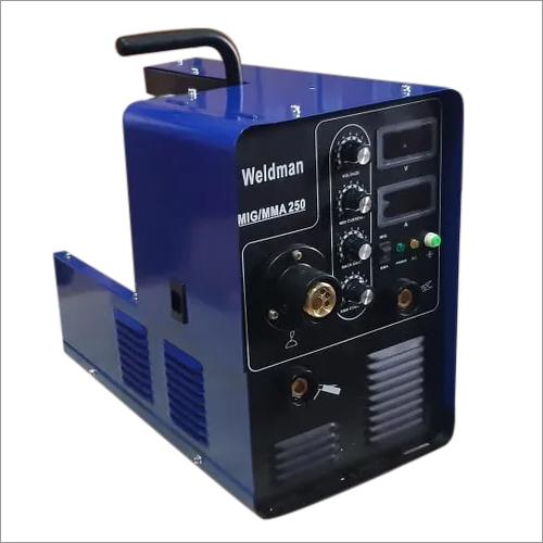MIG_MMA 250 (1 Phase , 3Phase) Welding Machine