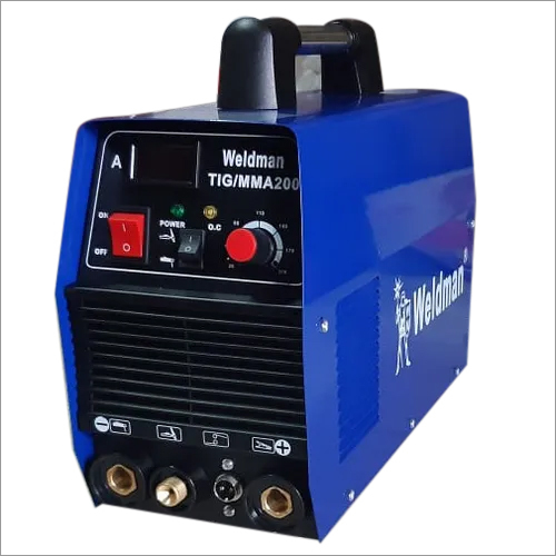 TIG MMA 200 (1 Phase) Welding Machine
