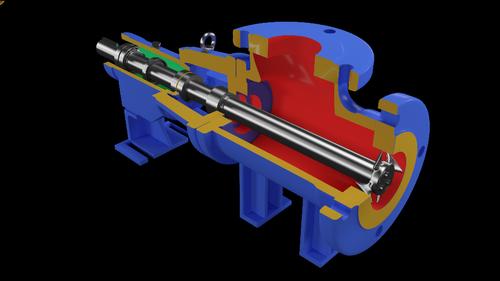 Mackwell Propeller Pump