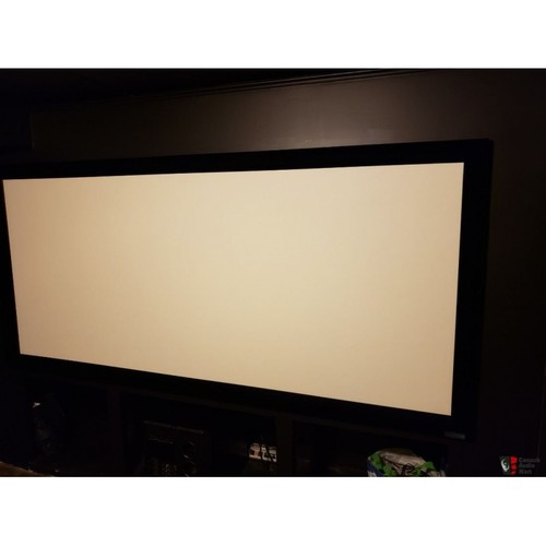 Digital Acoustically Transparent Screen