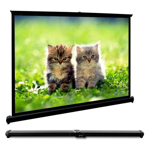 Commercial Table Projection Screen