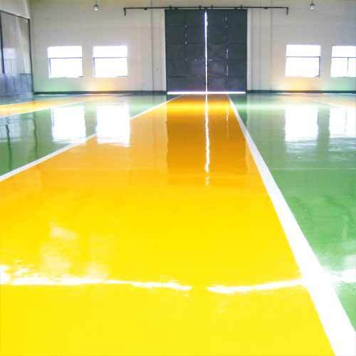 epoxy floor coat