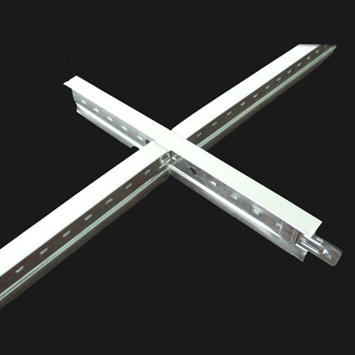 24mm Plain White SS T-Grid Ceiling