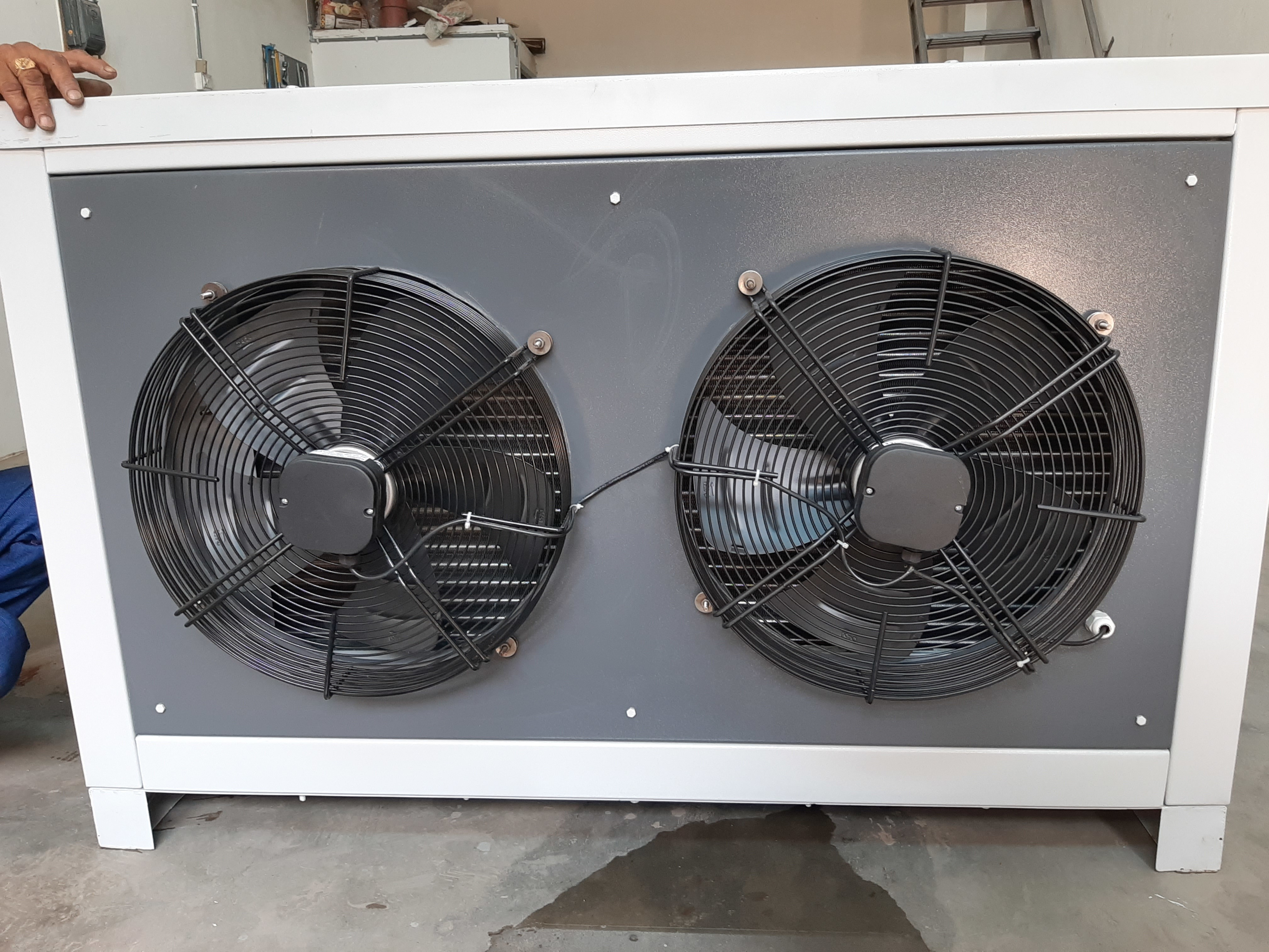 5 TR TO 100 TR Industrial Water Chiller