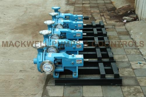 Horizontal Radially Split Suction Pumps