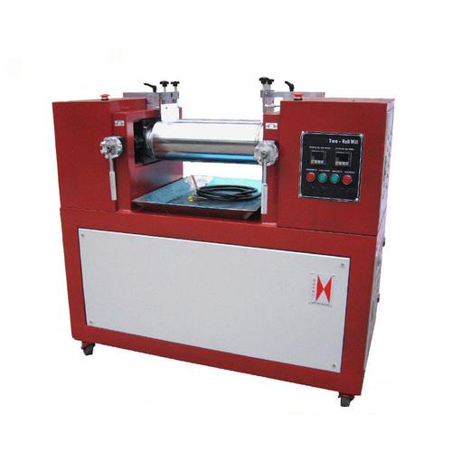 Twin Roller Plastic Mixing Mills