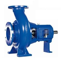 Horizontal End Suction Non Clog Centrifugal Pump