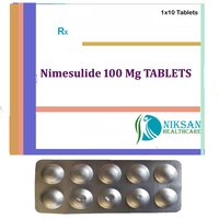 Nimesulide 100 Mg Tablets