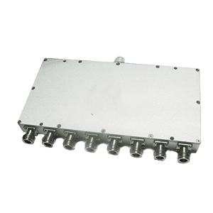 8 Way Active Splitter