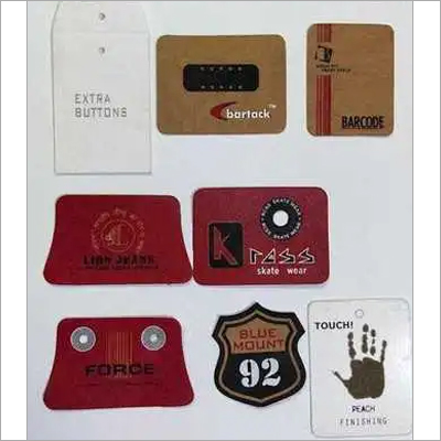 PROMOTIONAL GARMENTS TAG