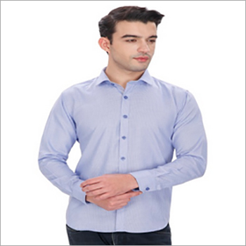 Mens Standard Fit Formal Shirt