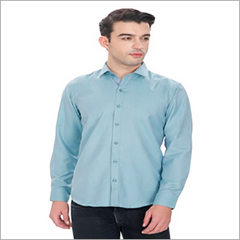 Mens Full Sleeve Cotton Formal Shirt
