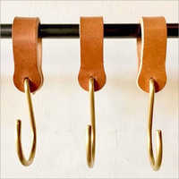 Leather Hook Hanger