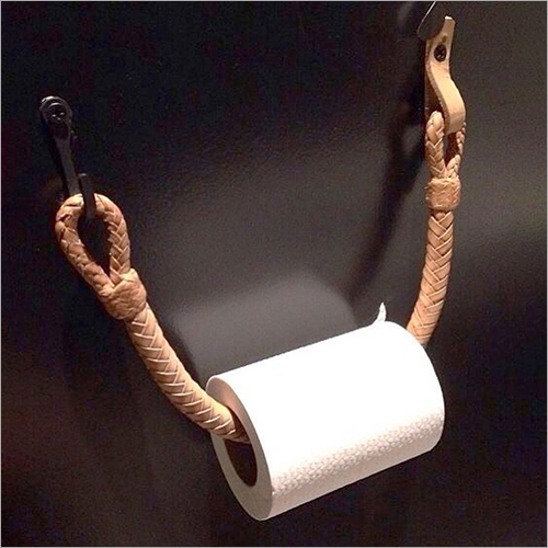 Leather Toilet Paper Holder