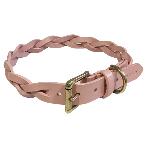 Soft Leather Dog Lead