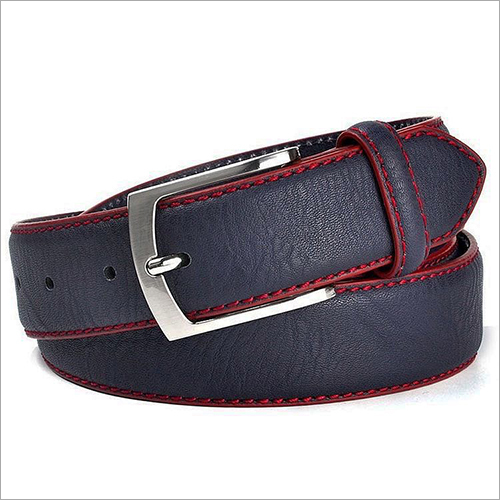 Single Pin Roller Leather Belt