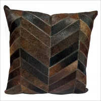 Modern Leather Cushion Cover