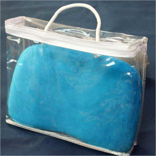 PVC Zipper Packaging Bag