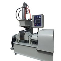 Pressurized Rubber Mixing Kneaders Machine