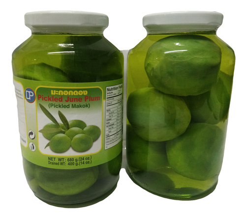Pickled June Plum/Makok (DEVPRO)