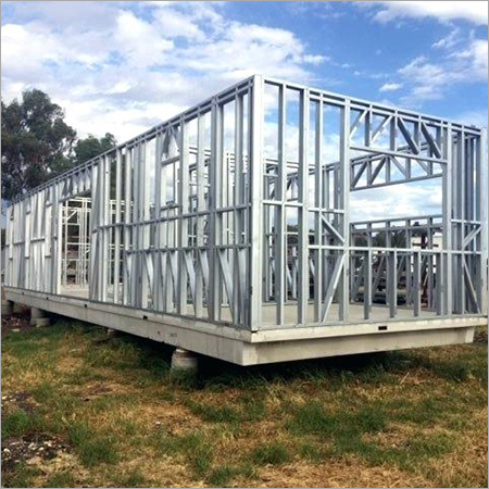Steel Modular Homes Fabrication Services