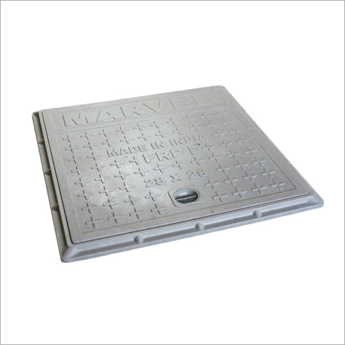 Square Shape FRP Manhole Cover