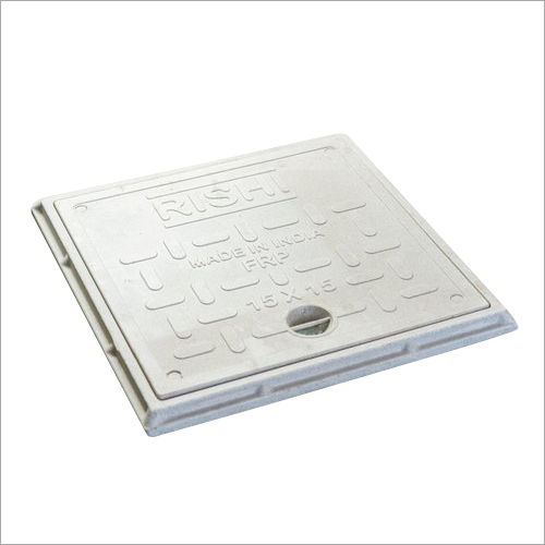 15 x 15 Inch FRP Manhole Cover