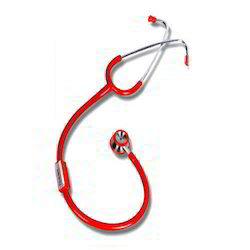 Red Pediatric Stethoscopes