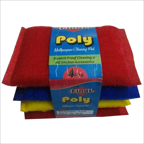 Poly Multipurpose Cleaning Pad