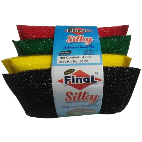 Silky Multipurpose Cleaning Pad