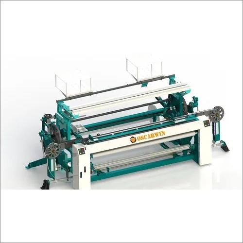 Flexible rapier loom machine