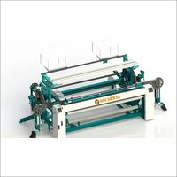 Flexible rapier loom machine