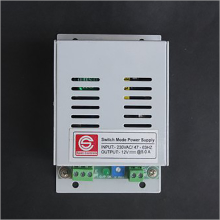 Span PS-12V 5A SMPS Output Voltage 12v Dc