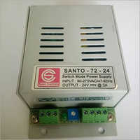Span Santo-72-24 PS-24V 3A SMPS Output Voltage 24v Dc Input Voltage 90 To 270 V Ac