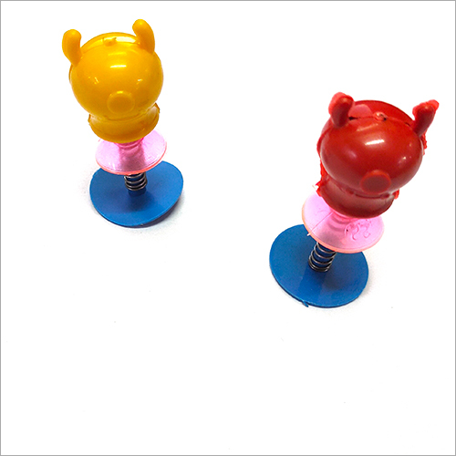 Spring Jumping Toy