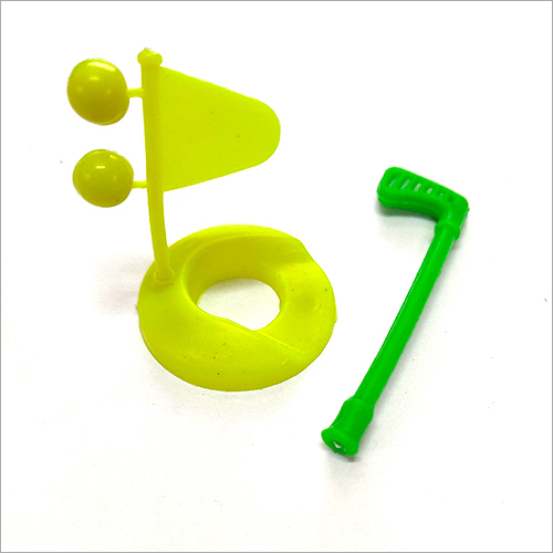 Plastic Golf Game Toy