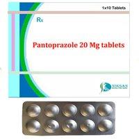Pantoprazole 20 Mg Tablets