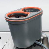 Tough Glass Washer-Flush Mount & Portable
