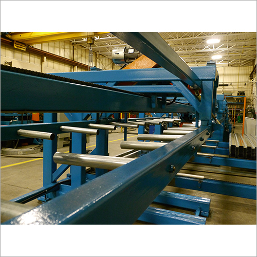 Automatic Material Handling Machine