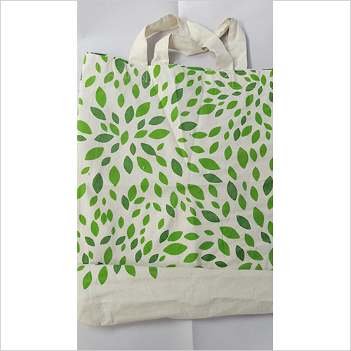 Printed Shopping Fabric Bag