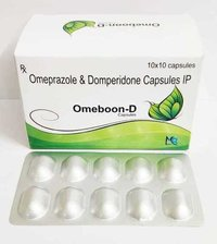 Omeprazole And Domperidone Capsules IP