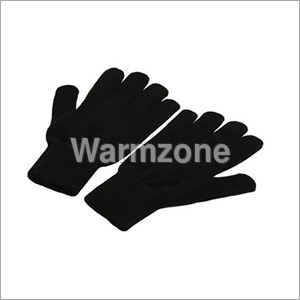 Plain Hand Gloves