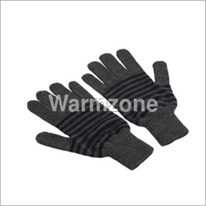 Striped Hand Gloves